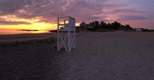 Cohasset, MA Beach Sunrise