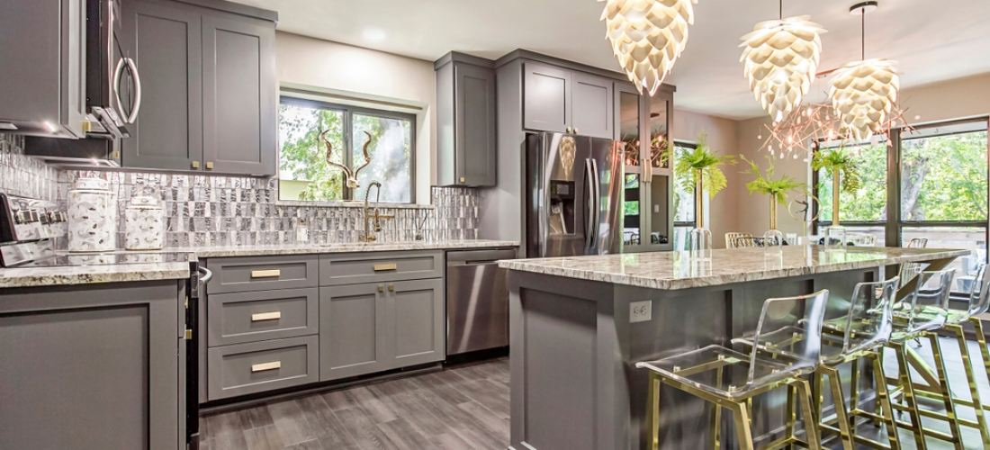 Five Reasons To Replace Your Kitchen Cabinets